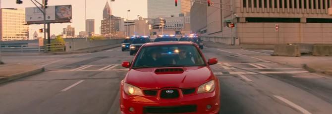 Первый трейлер Baby Driver Эдгара Райта