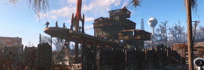 Этот мод Fallout 4 позволяет экспортировать и делиться поселениями