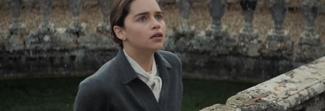 Таинственный трейлер триллера The Voice in the Stone с Эмилией Кларк