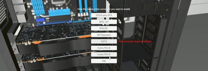 PC Building Simulator — симулятор сборки игрового PC... который вы не сможете себе позволить