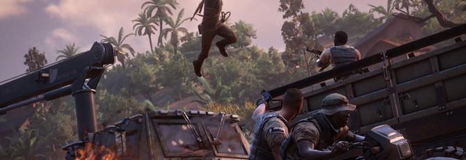 Мультиплеер Uncharted 4 получит новый режим и другие обновления