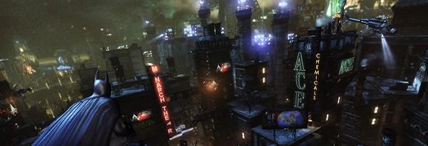 Rocksteady комментирует сеттинг третей части Batman: Arkham...