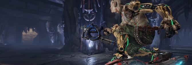 Трейлер арены Burial Chamber из Quake Champions