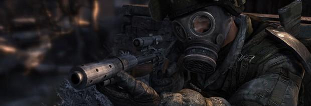 DirectX 11 скриншоты Metro 2033