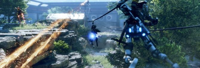 Трейлер нового бесплатного дополнения для Titanfall 2