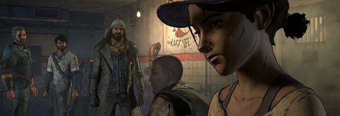Трейлер третьего эпизода The Walking Dead: A New Frontier