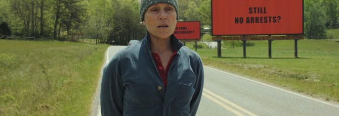 Первый трейлер драмы Three Billboards Outside Ebbing, Missouri