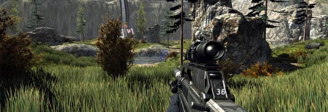 Геймплейное видео фанатской игры Halo — Installation 1