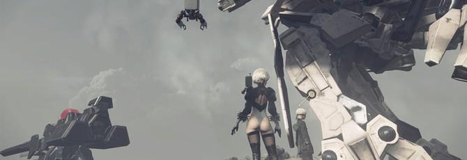 Фанатские моды NieR: Automata улучшают работу и графику игры