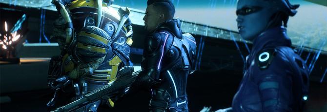 Опрос: что думает Shazoo о Mass Effect Andromeda