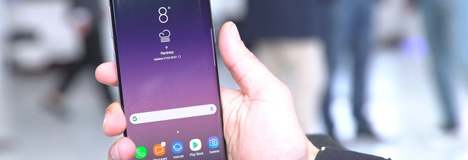 Новый флагман Samsung Galaxy S8 — дорого, богато и в апреле