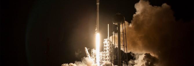 SpaceX успешно осуществила повторный запуск и посадку ракеты Falcon 9
