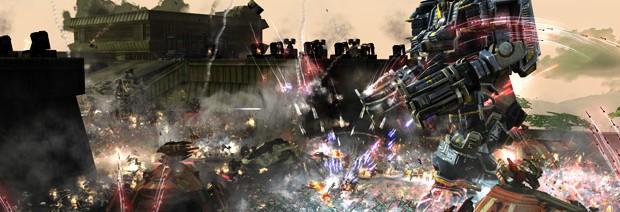 Трейлер Supreme Commander 2: Осьминог