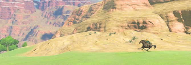 Zelda: Breath of the Wild полностью эмулирована на CEMU 1.7.4