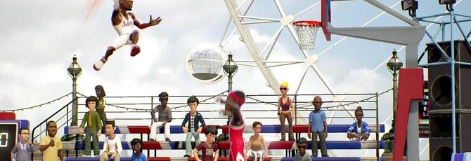 Аркадный баскетбол NBA Playgrounds выйдет в мае