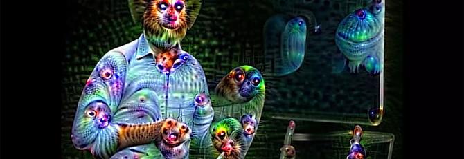 Боба Росса пропустили через нейро-сеть
