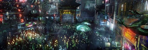 Hitman: Absolution покажет до 1200 персонажей в кадре