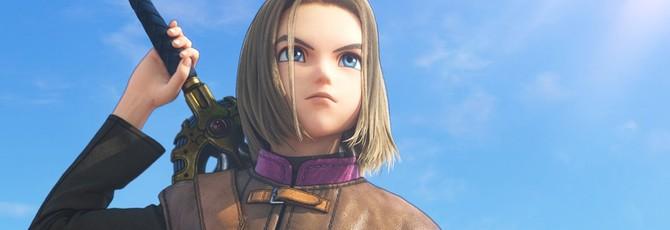 Новый геймплей Dragon Quest XI на PS4, сюжет займет 50+ часов