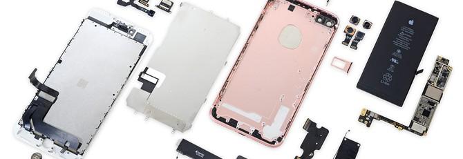 Умелец собрал собственный iPhone из запасных частей