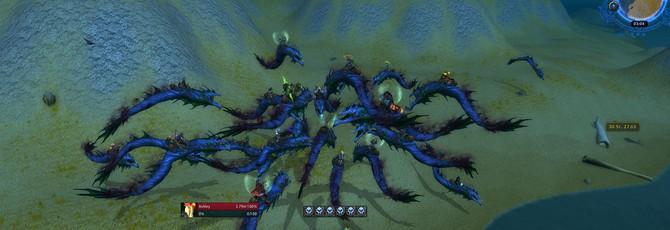 Игроки World of Warcraft потратили две недели на решение серии загадок