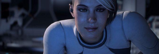 Как бывший аниматор Naughty Dog анимировал секс-сцену Mass Effect Andromeda