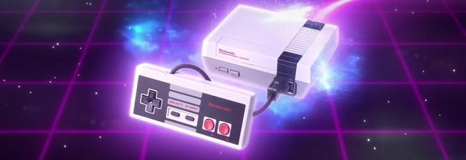 Nintendo объявила о прекращении поставок NES Classic Edition
