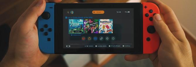 Nintendo Switch — самая быстро продаваемая консоль Nintendo в США