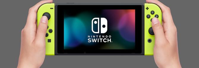 Продажи Nintendo Switch достигли 2.4 миллионов за первый месяц