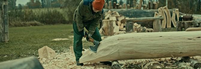 Понедельничная медитация: как сделать каноэ из дерева
