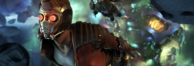 Сюжет Guardians of the Galaxy от Telltale не связан с фильмами