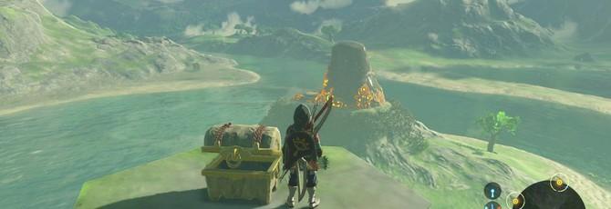 Самое быстрое полное прохождение The Legend of Zelda: Breath of the Wild заняло 49 часов