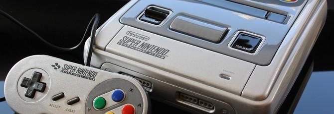 Eurogamer: Nintendo выпустит SNES Mini в этом году