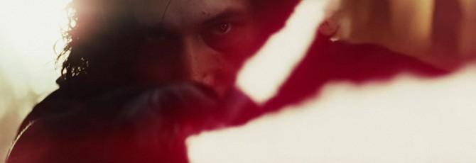 Шрам Кайло Рена в The Last Jedi выглядит иначе из-за решения Райана Джонсона