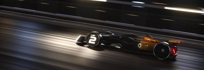 Концерн Renault представил болид будущего для Формулы-1