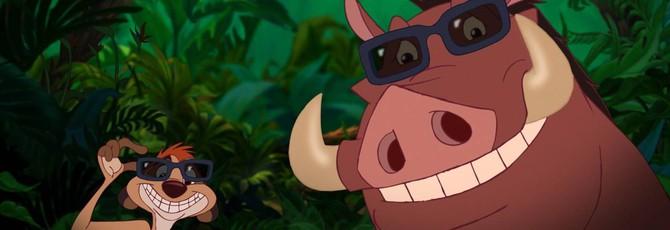 """Сэт Роген может озвучить Пумбу в лайв-экшене """"Король Лев"""""""