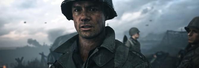 Первый трейлер Call of Duty: WWII