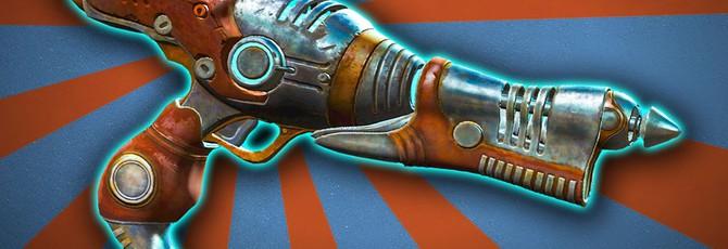 Полноразмерная реплика Alien Blaster из Fallout 4 обойдется в 400 баксов