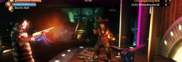 Первый DLC Bioshock 2