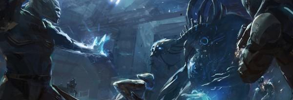 Петиция за смену эндинга Mass Effect 3