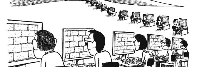 Правительство Китая заставляет онлайн-СМИ нанимать одобренных партией сотрудников