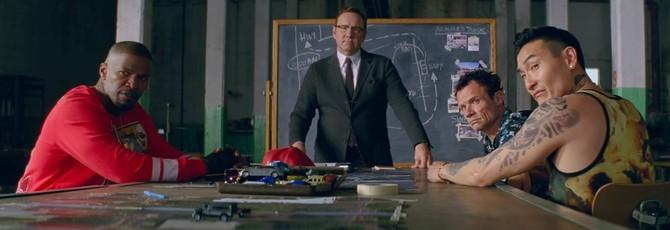 Новый ТВ-ролик Baby Driver Эдгара Райта