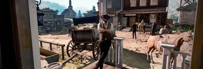 Этот скриншот Red Dead Redemption 2 либо настоящий, либо отличный фейк