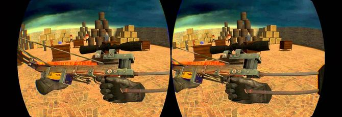 Фанаты делают ремастер Half-Life 2 для VR
