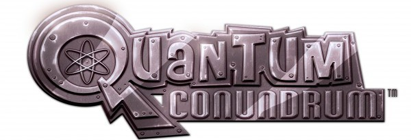 Несколько кадров Quantum Conundrum