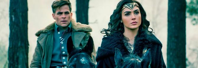 Первые отзывы Wonder Woman хвалят сценарий и актеров фильма