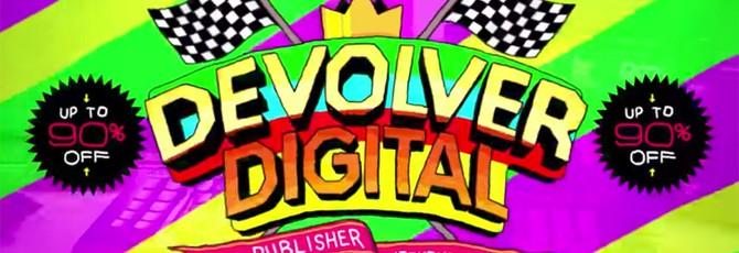 Большая распродажа игр Devolver Digital в Steam