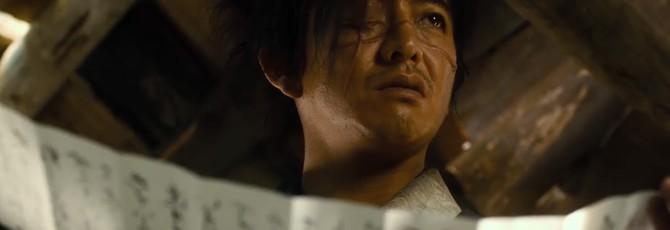 Кровавый трейлер Blade of the Immortal Такаши Миике