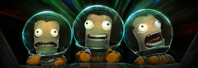 Разработчики Kerbal Space Program работают над новым проектом Valve