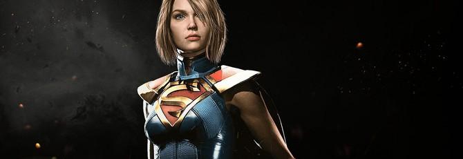 Гайд Injustice 2 по Супергерл — все приемы и комбо