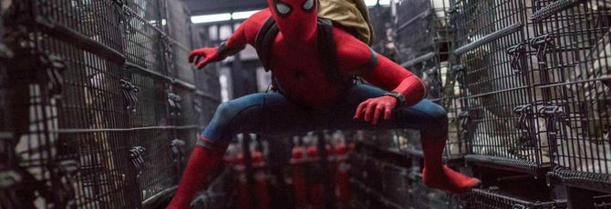 """Новый трейлер фильма """"Человек-паук: Возвращение домой"""""""